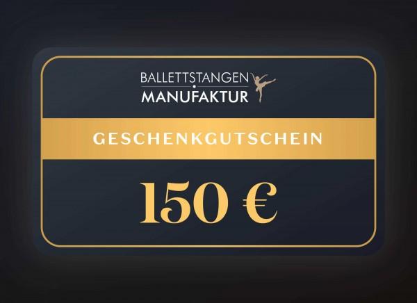 Geschenkgutschein 150 € Neutral