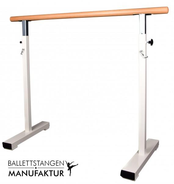 mobile freistehende Ballettstange Balett Barre