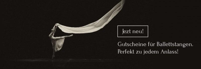 Gutscheine der Ballettstangen-Manufaktur