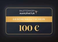 Geschenkgutschein 100 € Neutral