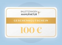 Geschenkgutschein 100 € Geburtstag