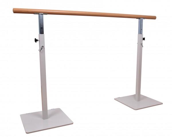 mobile freistehende Ballettstange 30kg