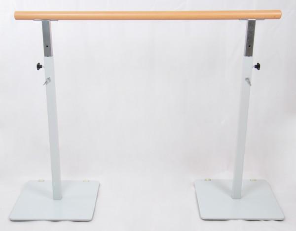 mobile freistehende Ballettstange 2,0m lang 30kg schwer